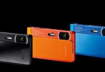 Sony Cyber-shot DSC-TX30: opinie specjalistów, przegląd