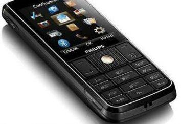 Philips Xenium X623: especificaciones y revisiones. Los teléfonos móviles. Agrupación, precio