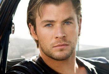 Kris Hemsvort (Chris Hemsworth): filmografia, una migliore formazione e il ruolo dell'attore (nella foto)