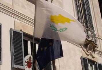 La bandiera di Cipro – l'originalità del paese