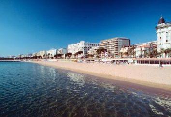 punti di riferimento francesi Belle a Cannes che vale la pena vedere!