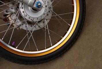 travões de disco em uma bicicleta – EFICIÊNCIA solução frenagem segura