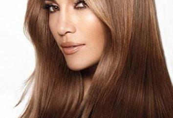 Tinte para el cabello L'Oreal: la paleta de estilos