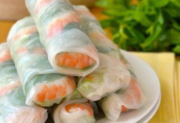 Spring rolls – niezwykła potrawa na naszym stole