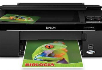Imprimante Epson Stylus Photo 1410. Epson Stylus Photo: commentaires, descriptions, spécifications et commentaires des propriétaires