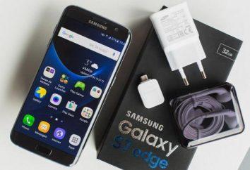 Smartphone Samsung Galaxy S7: przeglądy właścicieli