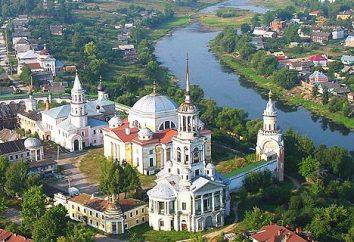 Western Dvina (Tver Region): Wetter und Ruhe. Die Quelle des Flusses und Fischerei in der westlichen Dvina