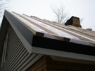 Torta da tetto per metallo e piastrella per tetto freddo e caldo
