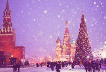 Wo im Winter in Moskau gehen? Ein kurzer Rundgang durch die interessantesten Orte
