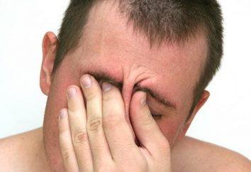 Przepalone głowy: objawy i leczenie