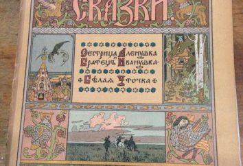 """Wartość bajek dla dzieci. """"Biała kaczka"""" – Russian folk tale"""