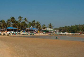 Nord-Goa, Baga. Bewertungen von Besuchern auf Hotels in Goa (Baga)