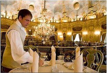 Najdroższa restauracja w Moskwie – co to jest