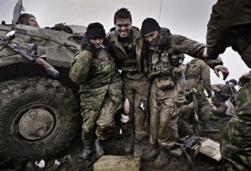 Exploits aujourd'hui de soldats russes. Exploits des soldats et officiers russes