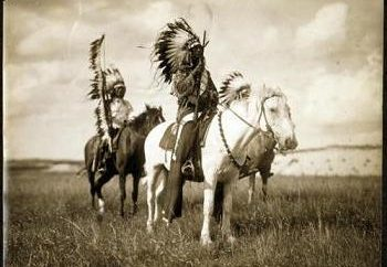 Sconosciuti Familiar – indiani americani