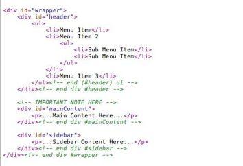 Como hacer comentarios en html