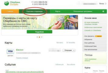 """Come pagare l'affitto attraverso """"Sberbank Online"""": dichiarazione"""