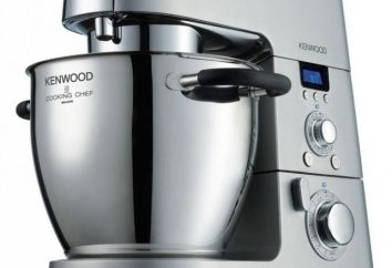 Kenwood – un robot da cucina. Arredamento di cucina