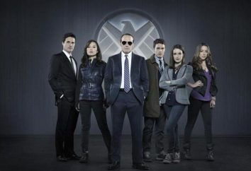 "Serie popular ""Agents SHIELD"": actores y papeles"