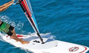 Cechy wybór desek windsurfingowych