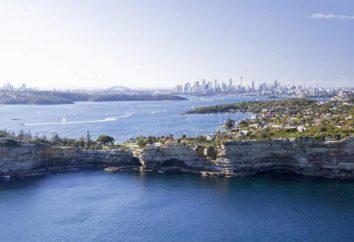 Australijscy metropolii Sydney Park Sydney Harbour National Park, Hyde Park, Park Narodowy Królewskiego i innych obszarów parku miejskim