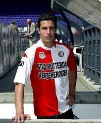 Piłkarz Robin van Persie (Robin van Persie): kariera i życie osobiste nożnej