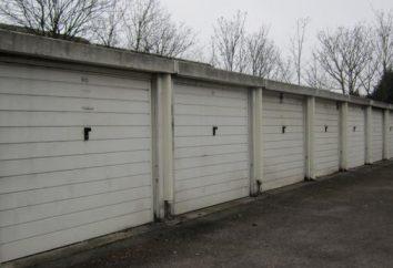 Wie das Eigentum an der Garage und den Boden unter ihm machen?
