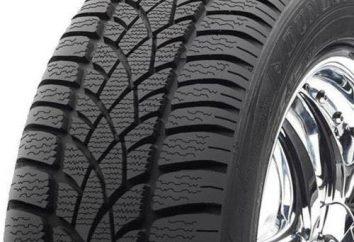 Reifen Dunlop SP Wintersport 3D: Bewertungen vor. Dunlop SP Wintersport 3D: kennzeichnet Tests