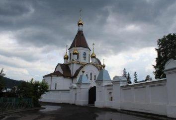 Santa Assunzione Monastero (Krasnoyarsk), indirizzo, foto e la storia