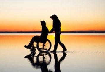 Niepełnosprawność – w … Establishment niepełnosprawności, wykaz chorób. rehabilitacja osób niepełnosprawnych