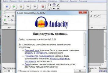 Najlepszy program do tworzenia utworów podkładowej (po rosyjsku)