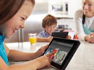 regalo del bambino Genius: un tablet per i bambini iKids