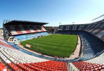 « Vicente Calderon » – le stade, où vous voulez regarder le football