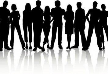 Was ist der soziale Trend wird in dem Übergang zu einer postindustriellen Gesellschaft manifestiert?
