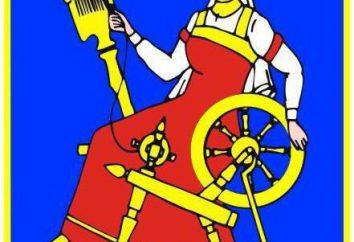 Ivanov stemma. Descrizione e simbologia