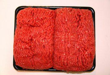 Que faire cuire la viande hachée pour le dîner? Que faire cuire une délicieuse viande hachée rapidement pour le dîner: recettes, photos