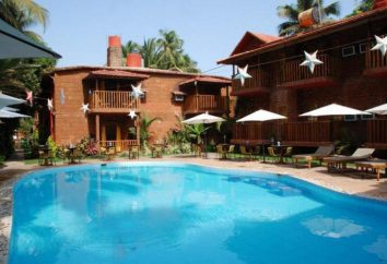 Hotel Sea Breeze Village 3 * (Goa, Inde): description et photos