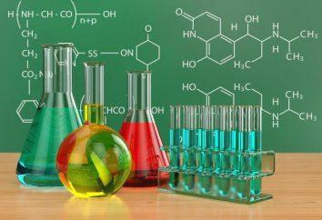 Chimica: concetti, definizioni, i termini e le leggi di base