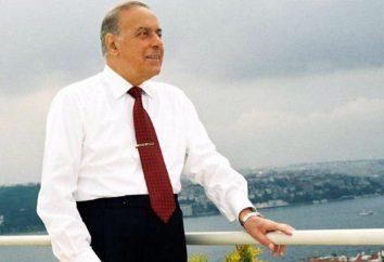 figura politica Heydar Aliyev: biografia, dispone di attività e fatti interessanti
