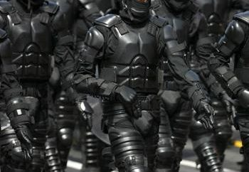 SWAT: deszyfrowania znane wszystkim