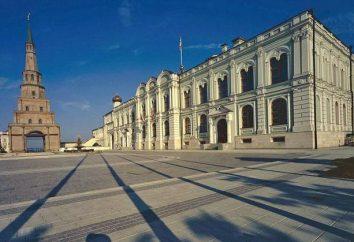 insediamento Vecchio Tatar. attrazioni Kazan