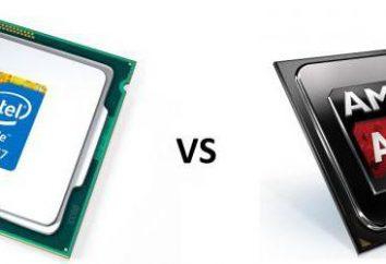 Procesory Intel vs AMD: Analiza i porównanie modeli