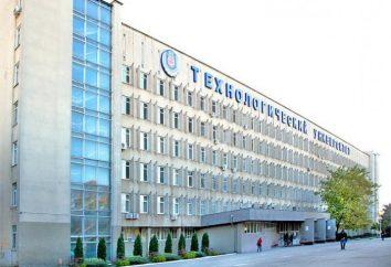 Universidad de Tecnología de Kuban: descripción, especialidad, pasando puntuación y comentarios