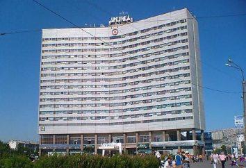 hotéis Murmansk: comentários, preços e fotos