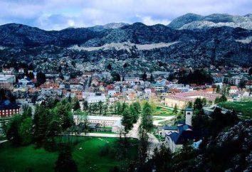 Cetinje, Montenegro: descrizione, la storia, le attrazioni e recensioni