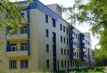 "Sanatorium ""Blue Rock"", Tomsk"