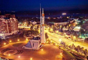 Obszary Samara: krótki opis