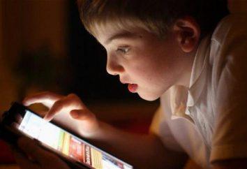 ¿Cómo elegir una tableta para un niño de 7 años de edad? El desarrollo de una tableta para niños
