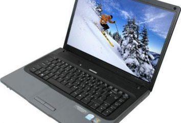 HP 530 Notebook PC: opis, opinie i zdjęcia