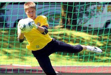 Belenov Alexander: el fútbol y el equipo nacional de edad